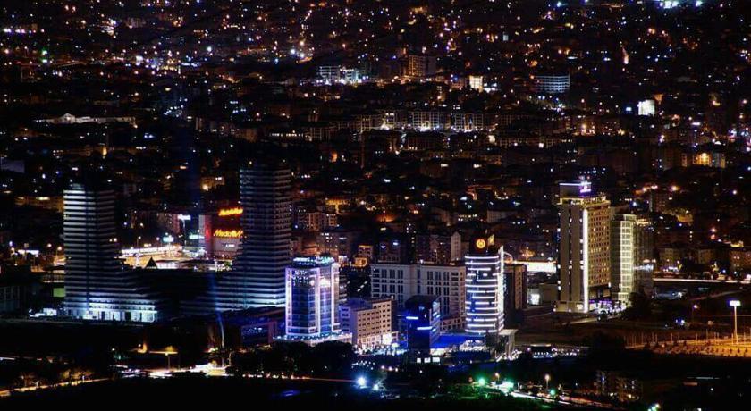 اجمل الحدائق فى بورصة تركيا