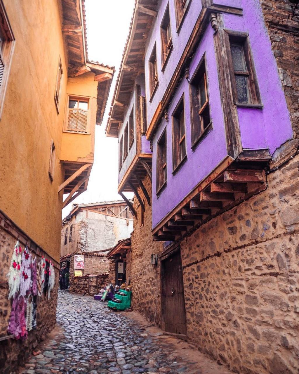بماذا تشتهر القرية العثمانية فى بورصة