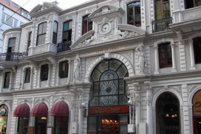 شوارع تقسيم اسطنبول