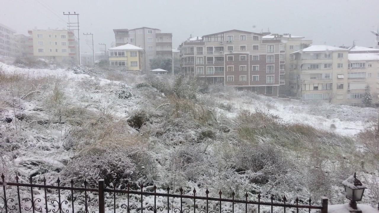 السياحة فى يالوفا الشتاء