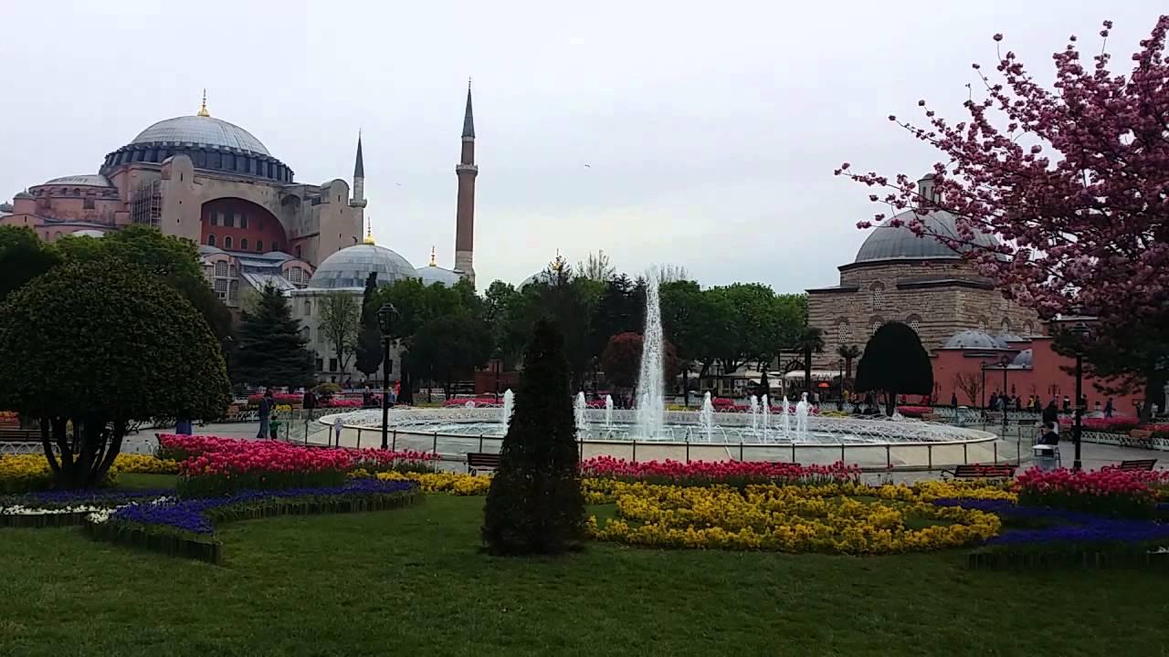 تعرف على حديقة محمد الفاتح اسطنبول واهم الانشطة بها