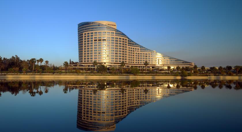 كم تبعد اضنة عن مرسين واهم الفنادق الموجودة بها