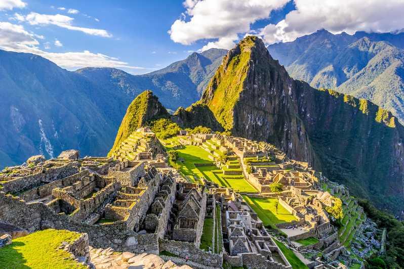 """أجمل الأماكن في العالم"""" ماتشو بيتشو"""" بيرو"""