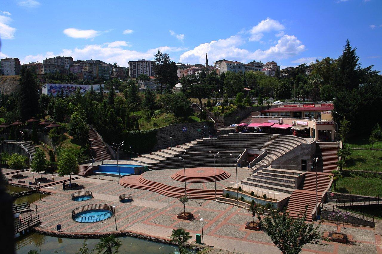 حديقة زاغنوس