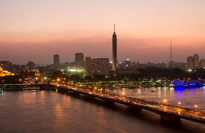 أفضل مكان لشهر العسل في الشتاء في مصر