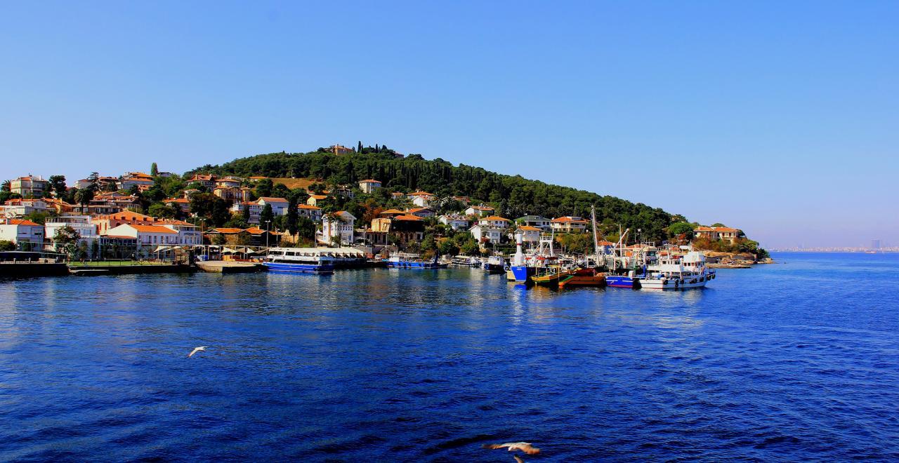 جزر الأميرات اسطنبول تركيا