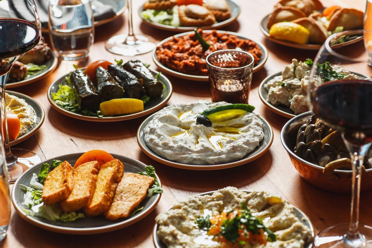 افضل مطعم لبناني في جده