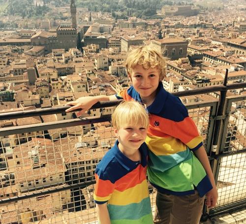 إيطاليا والسياحة من الصفار
