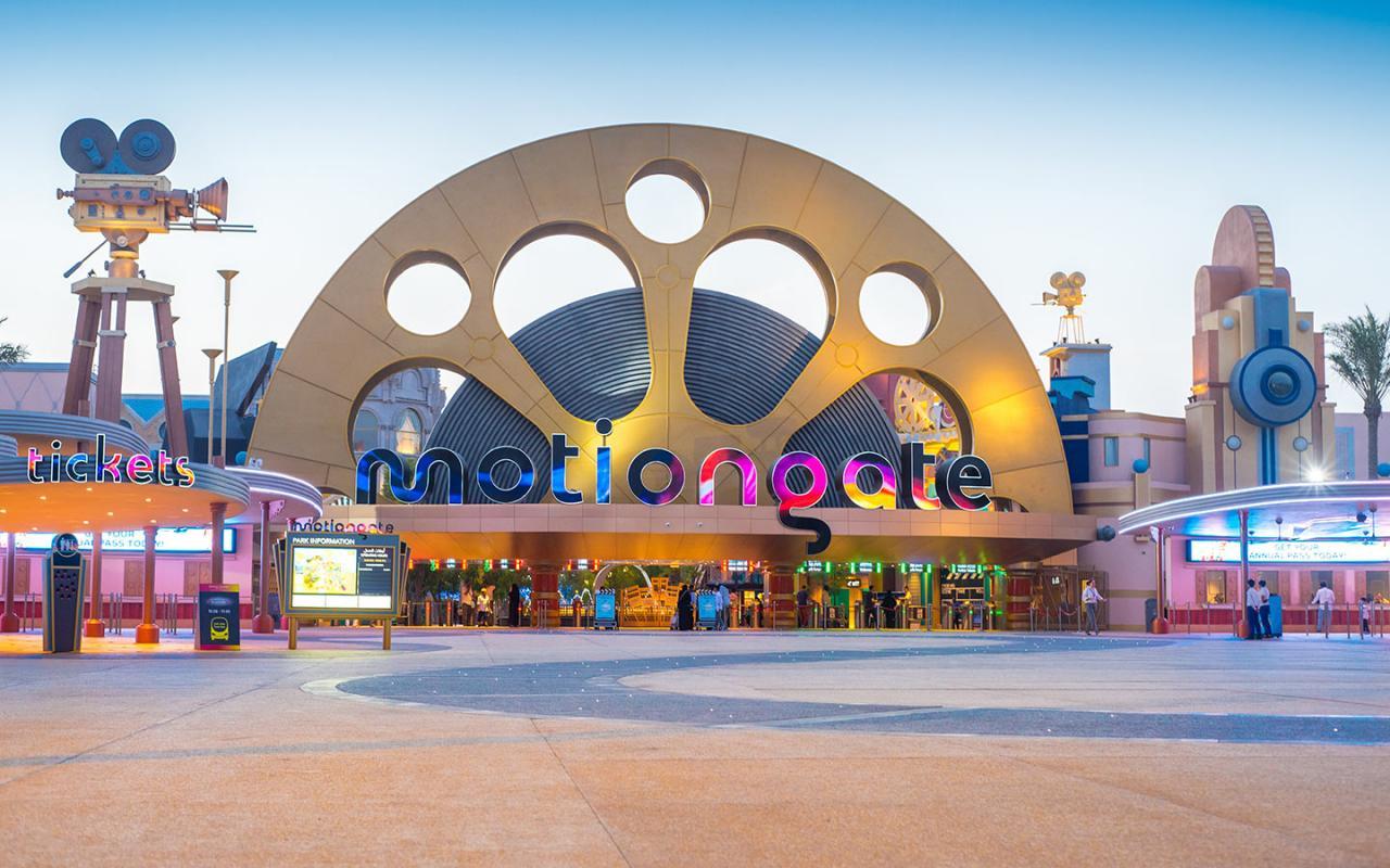 افضل الاماكن السياحية فى دبى للاطفال جولة