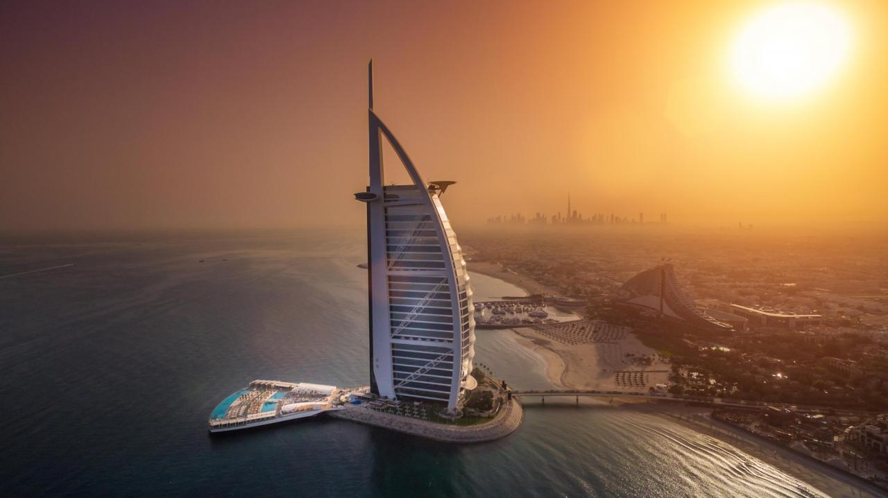 أجمل ما في دبي - مدن سياحية في دبي
