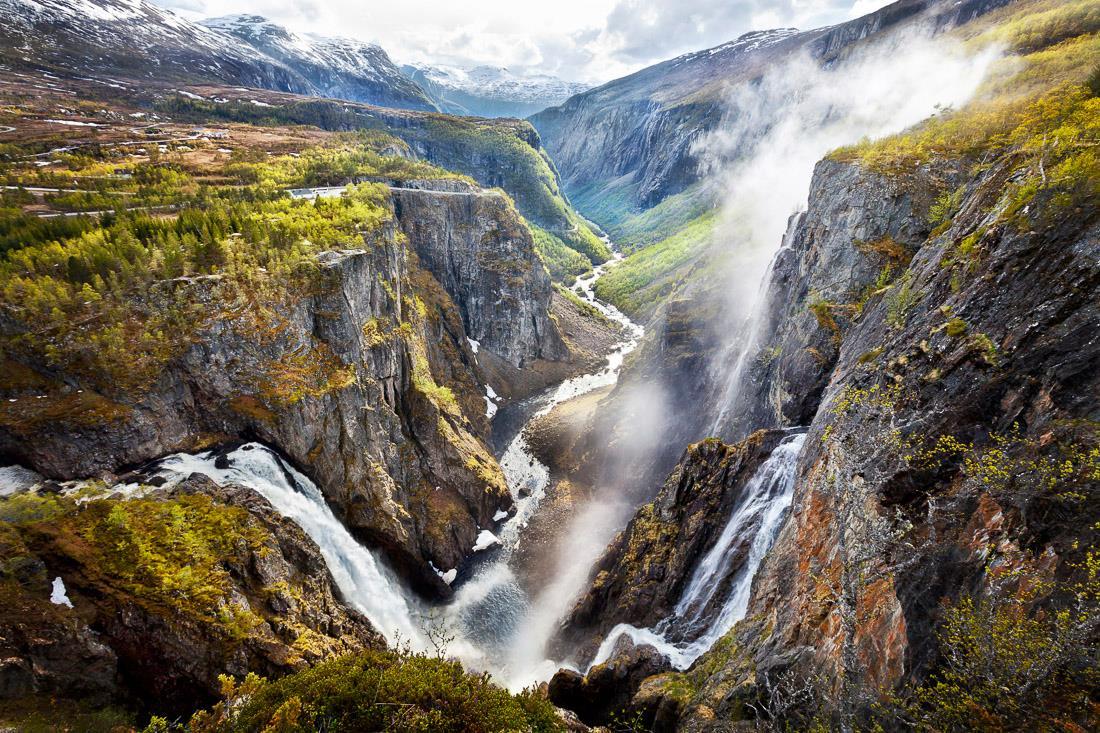 السياحة فى النرويج