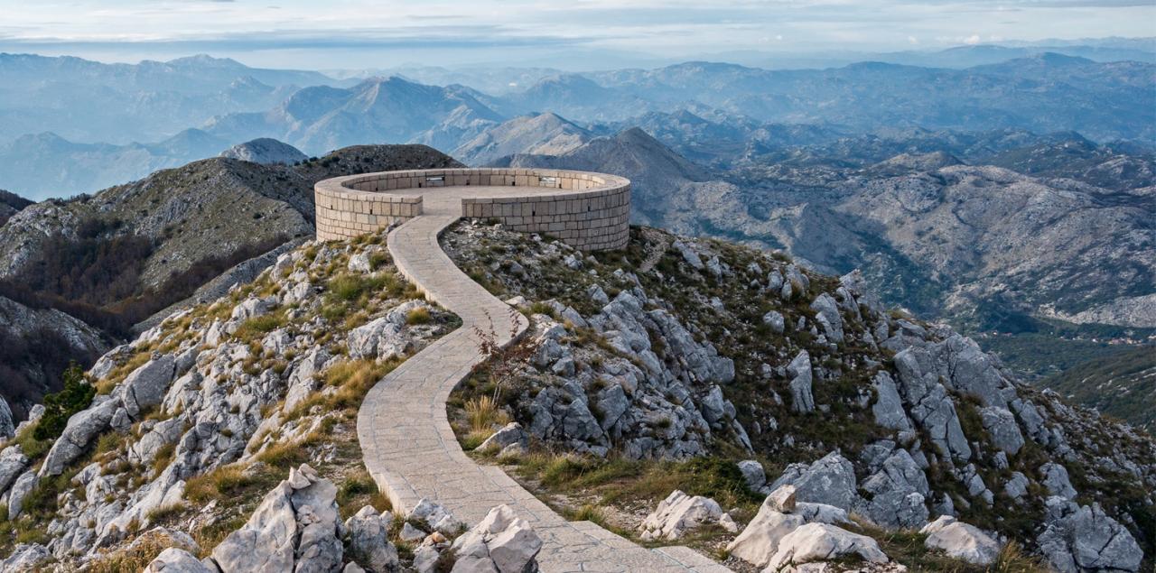 أروع الأماكن السياحية في الجبل الأسود