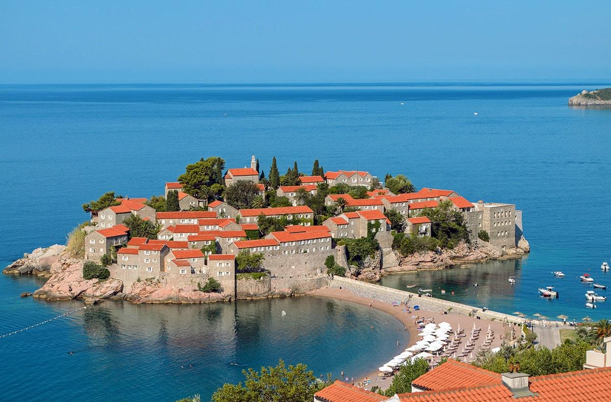 أروع أماكن الجبل الأسود السياحية