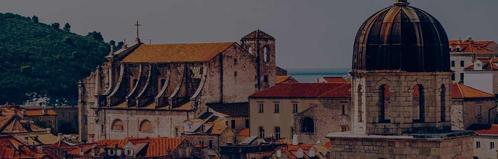 السياحة فى كرواتيا دبروفنيك