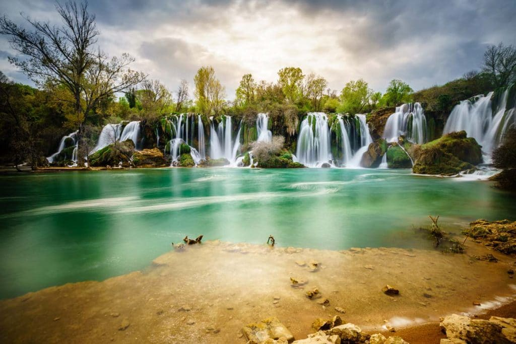 اروع الاماكن في البوسنة والهرسك