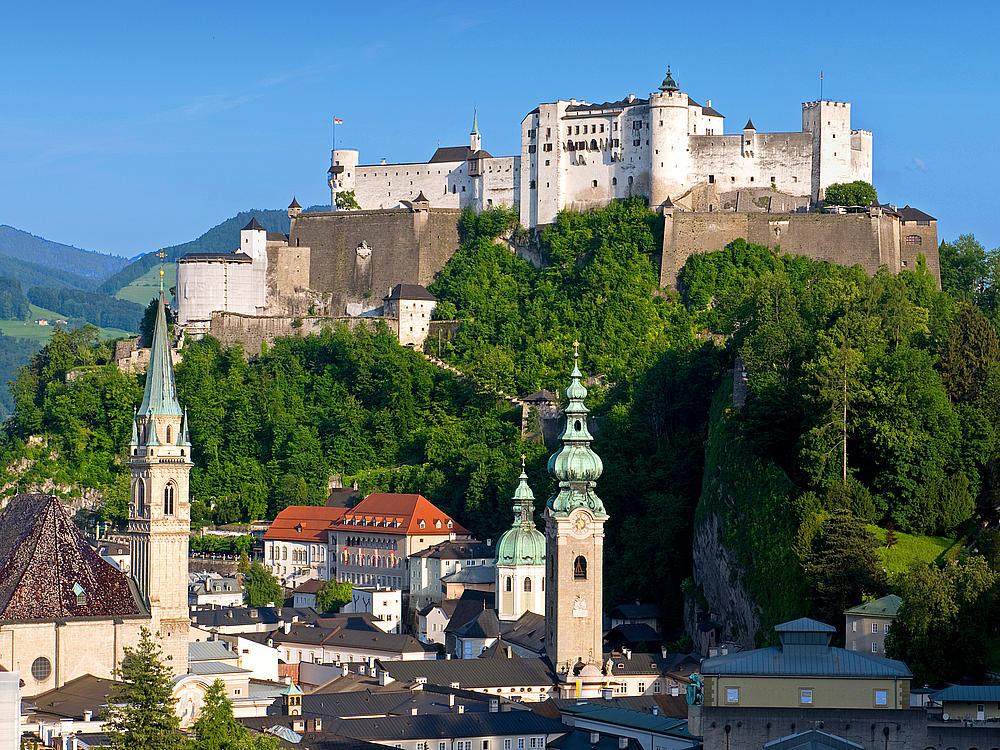 أكثر المدن السياحية جذباً في النمسا