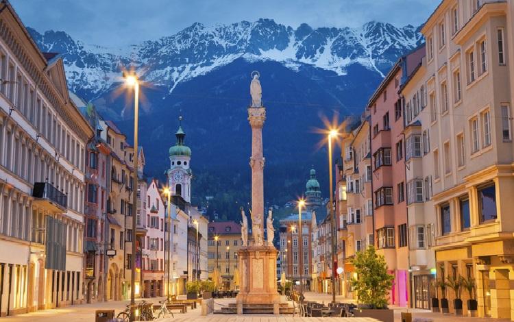 من أفضل مدن النمسا السياحية