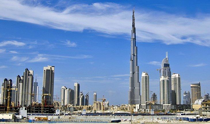 أفضل أماكن سياحية في دبي في الصيف