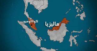 خريطة ماليزيا الصماء