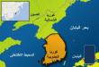 خريطة كوريا الشمالية الصماء