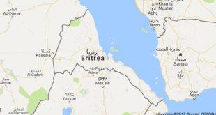 خريطة إريتريا الصماء