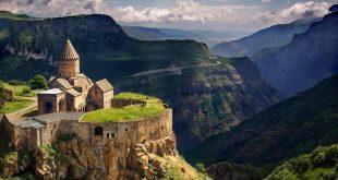 عدد سكان أرمينيا