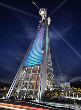 أبراج الرياض القادمة بالصور.. من أطول أبراج العالم (1) | مدينة الرياض