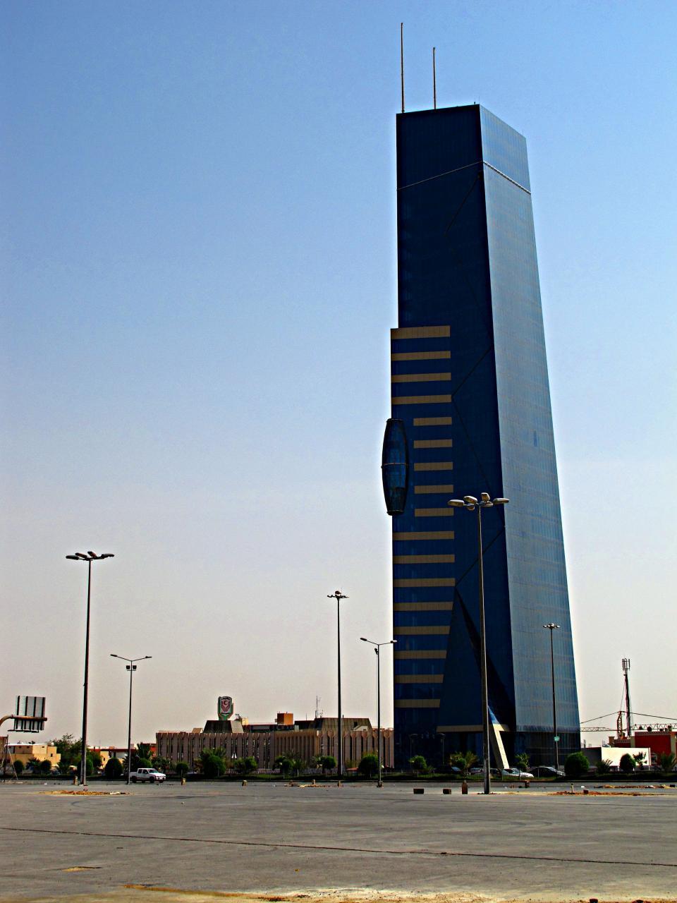 برج النخيل - الرياض