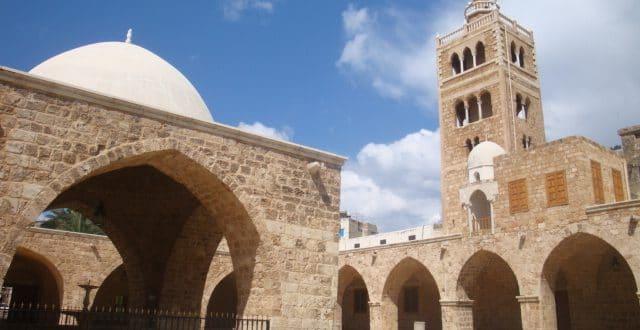المسجد المنصوري