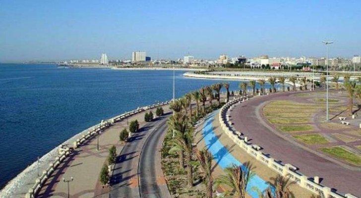 الدمام مدينة على الخليج العربي