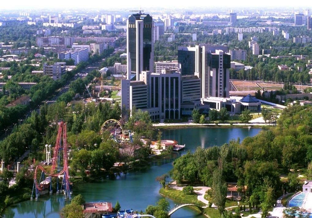 عاصمة أوزبكستان وكل المعلومات عنها