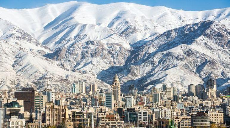 المناخ في طهران- موقع جولة