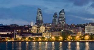 عاصمة أذربيجان باكو
