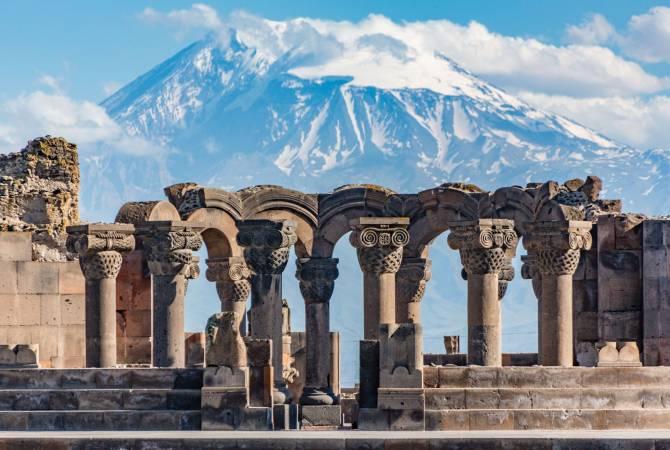 تاريخ مدينة يريفان