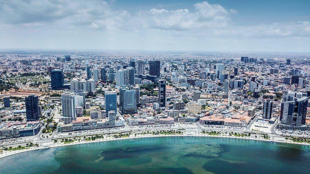 لواندا عاصمة أنغولا