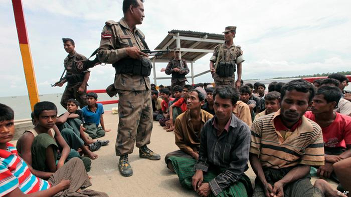 ميانمار المسلمين