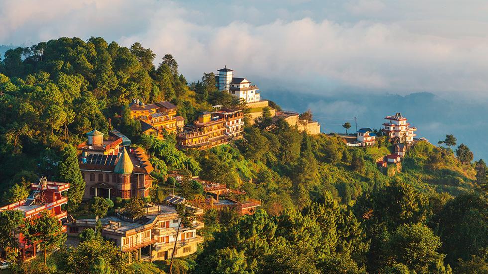 عاصمة نيبال كاتماندو في العصر الحديث
