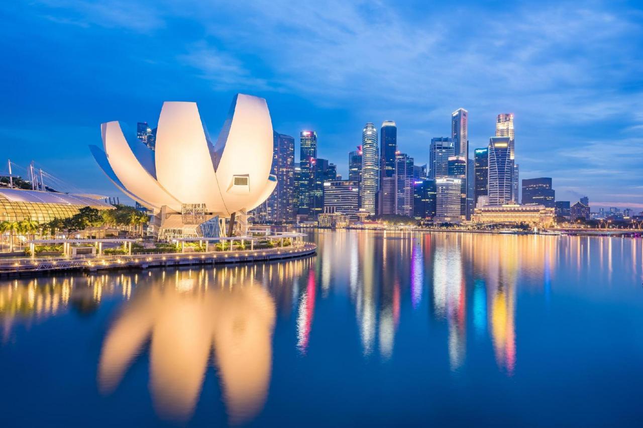سنغافورة عاصمة سنغافورة