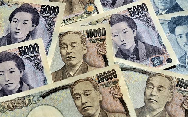عملة اليابان