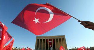 أين تقع تركيا