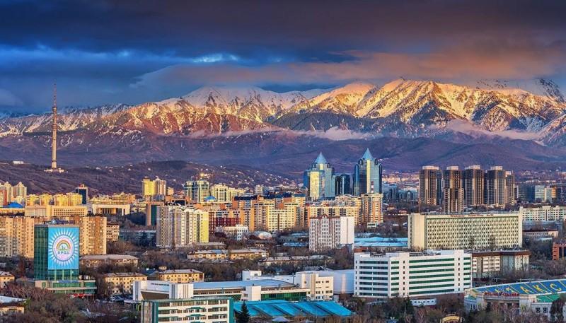 عاصمة كازاخستان القديمة