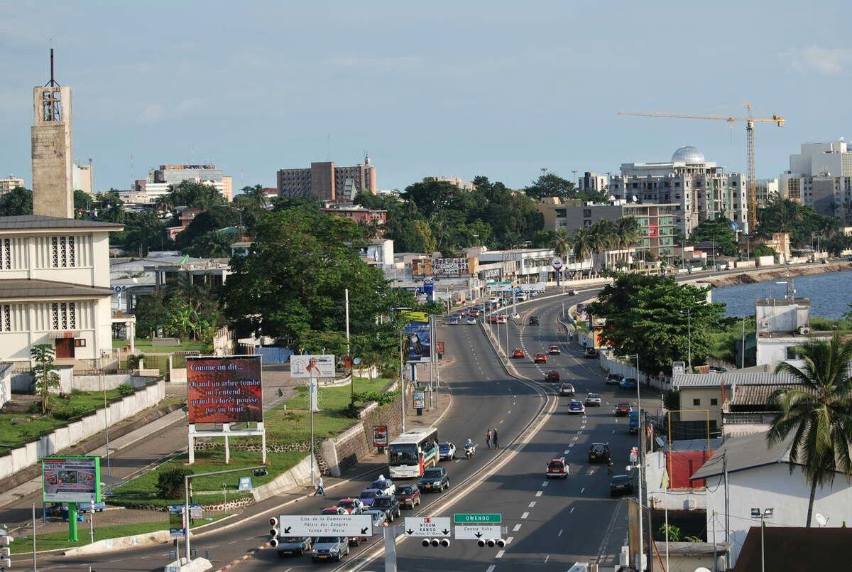 ليبرفيل عاصمة الغابون