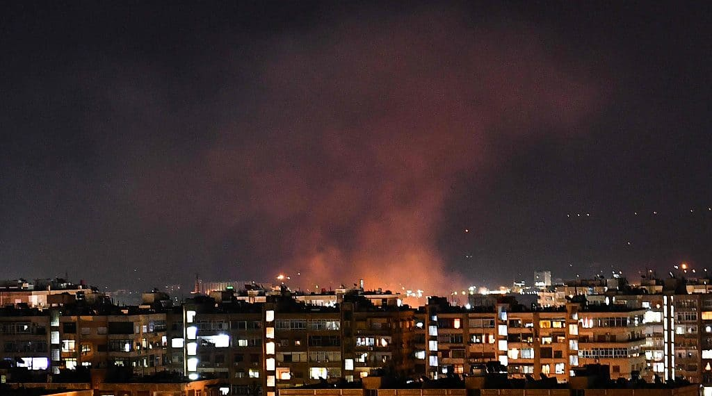 عاصمة سوريا دمشق
