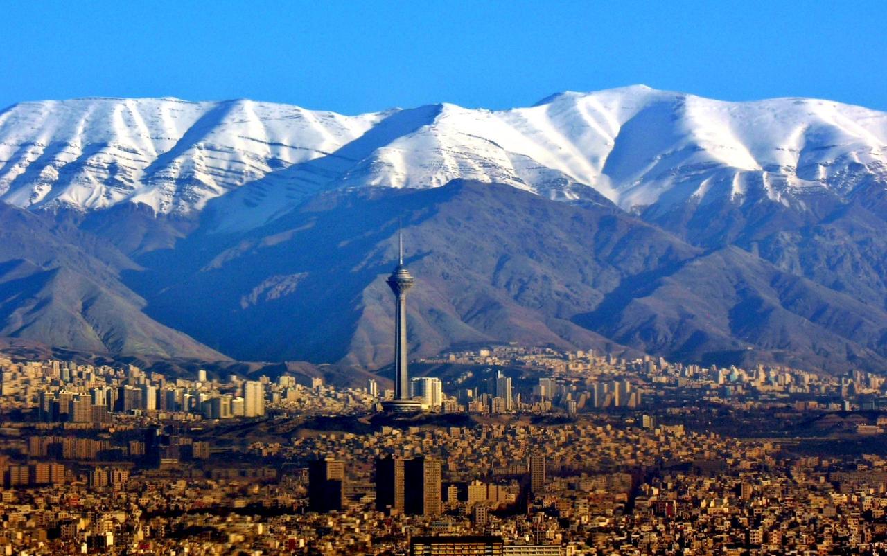 عاصمة إيران وكل المعلومات عنها
