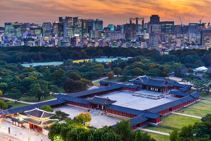 عاصمة كوريا الجنوبية سول