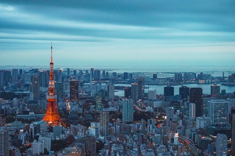 عاصمة اليابان وكل المعلومات عنها