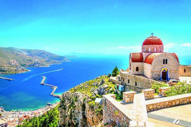 عاصمة قبرص اليونانية (جنوب نيقوسيا)