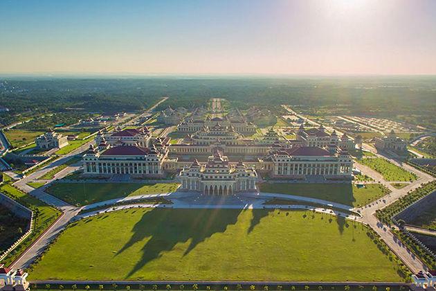 عاصمة ميانمار وكل المعلومات عنها
