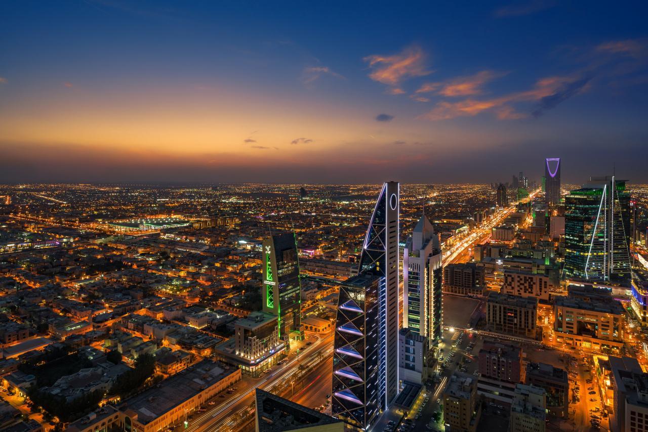 عاصمة المملكة العربية السعودية وكل المعلومات عنها