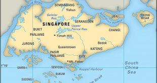 عاصمة سنغافورة وكل المعلومات عنها